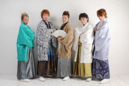 成人式紋服