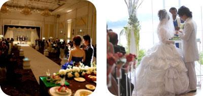短期間でも大満足の結婚式を