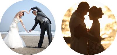 婚礼写真前撮り
