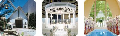 多数の結婚式場と提携